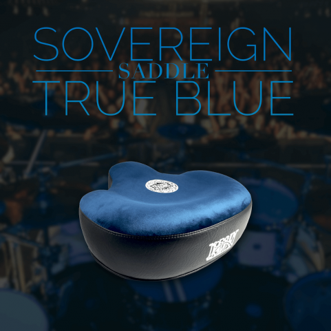Sovereign Series - True Blue - Saddle