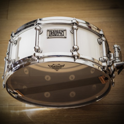 SNARE DRUM - ISON WHITE