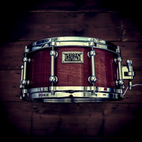 SNARE DRUM - MAHOGANY