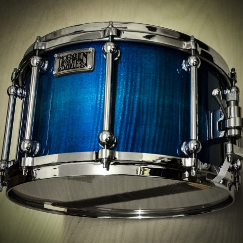 SNARE DRUM - BLUE SYCAMORE
