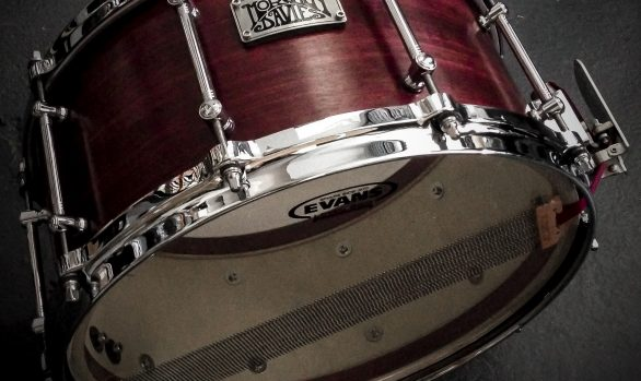 PURPLEHEART SNARE DRUM